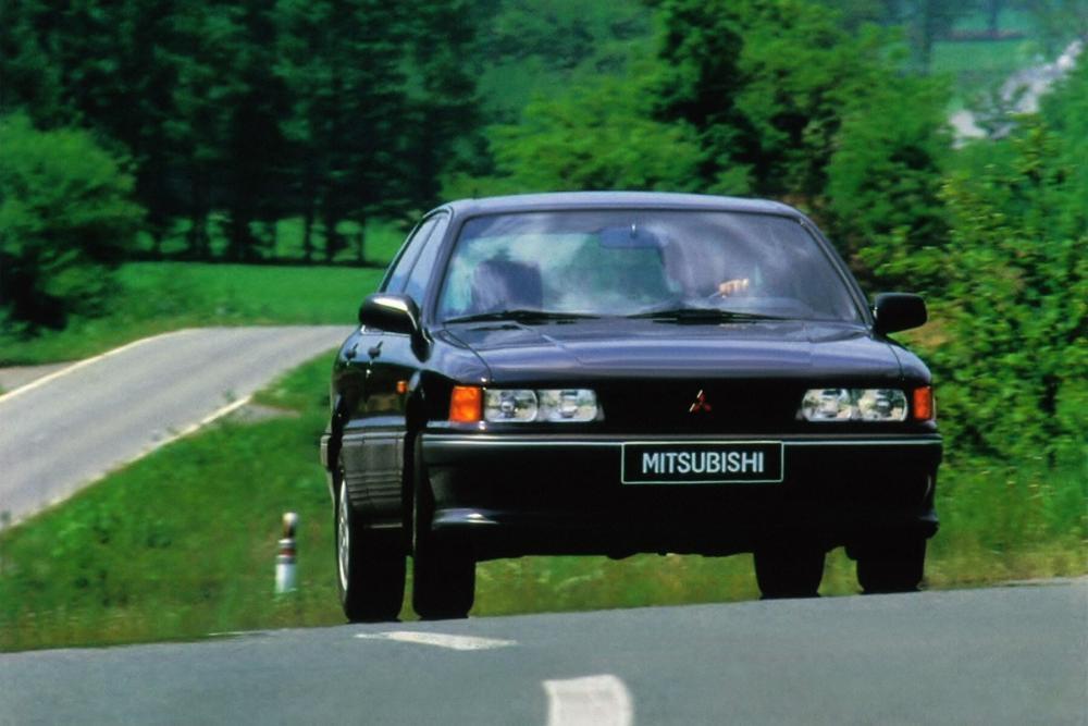 Mitsubishi Galant 6 поколение Хетчбэк