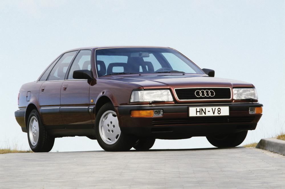 Audi V8 1 поколение (1988-1994) Седан