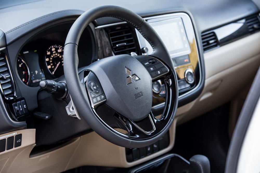 Mitsubishi Outlander 3 поколение 2-й рестайлинг