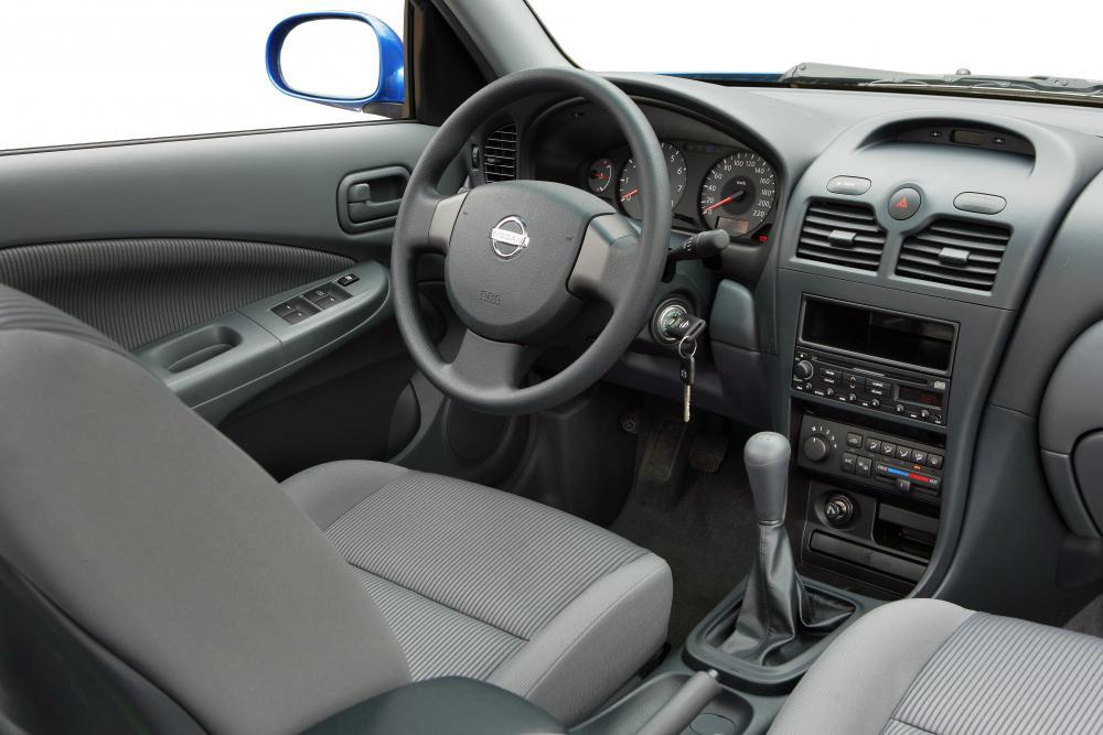 Nissan Almera Classic B10 Седан