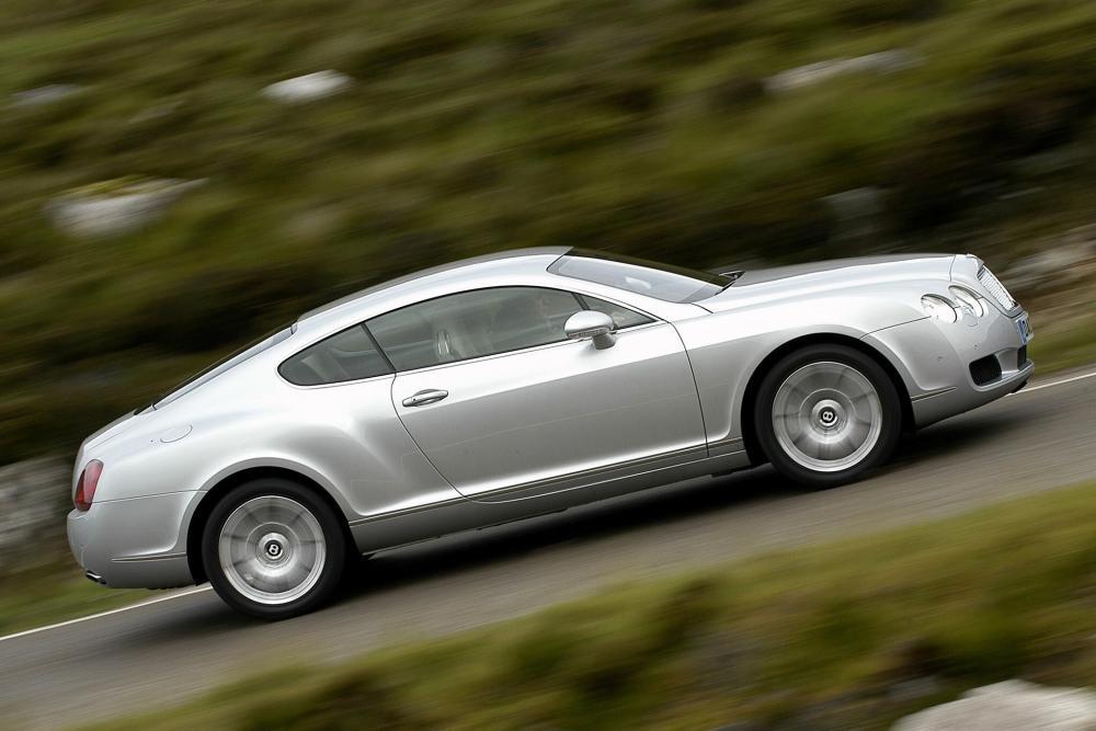 Bentley Continental GT 1 поколение Купе 2-дв.