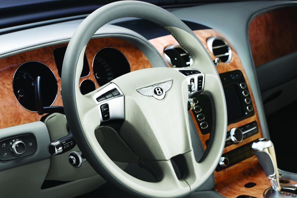 Bentley Continental GT 1 поколение Speed кабриолет 2-дв.