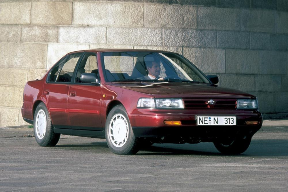 Nissan Maxima J30 (1988-1994) Седан