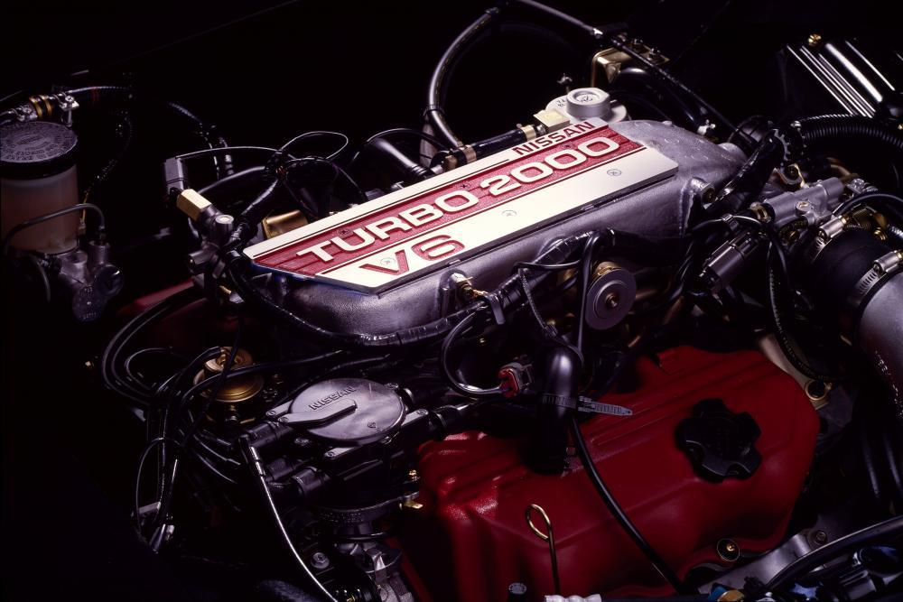 Nissan Maxima U11 (1984-1988) Седан двигатель