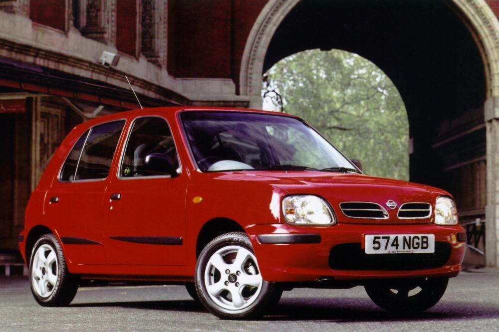 Nissan Micra K11C [рестайлинг] (1997) Хетчбэк 5-дв.
