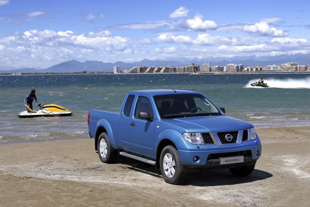 Nissan Navara D40 (2005-2010) Пикап