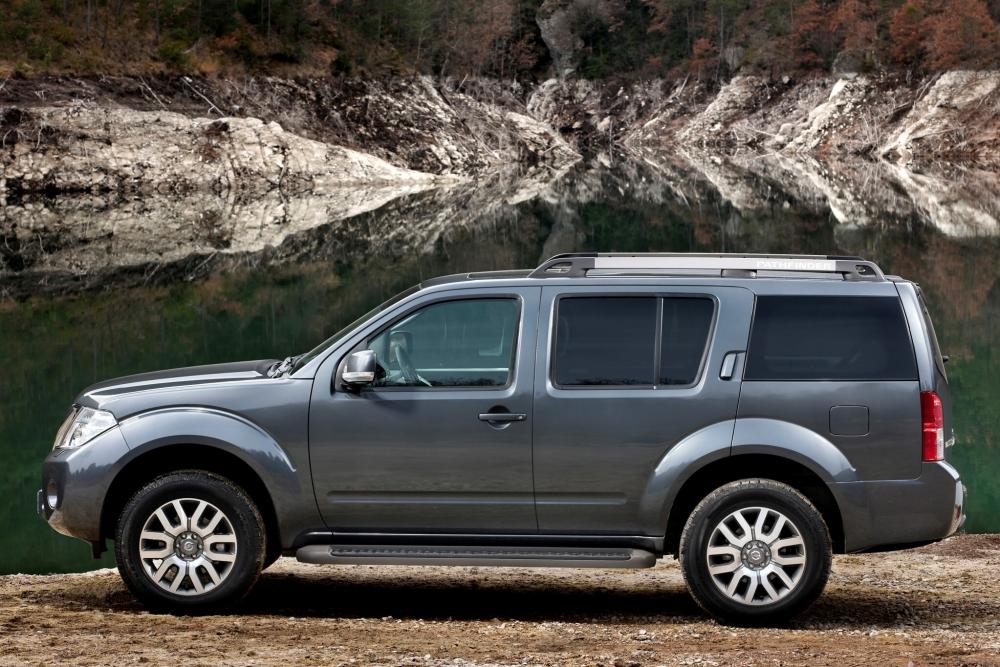 Nissan Pathfinder 3 поколение R51 рестайлинг
