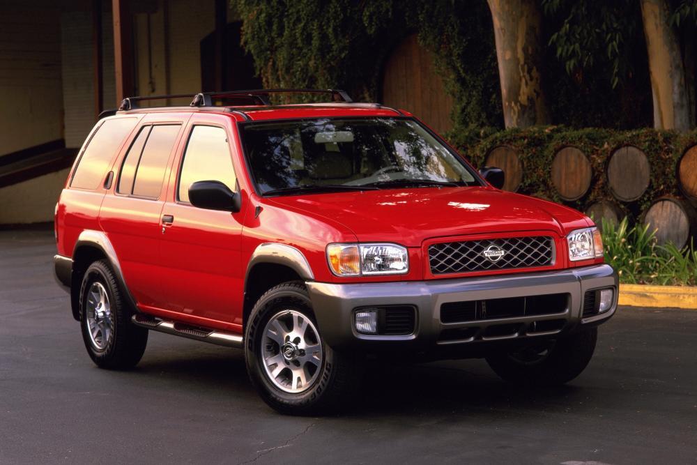 Nissan Pathfinder 2 поколение R50 рестайлинг