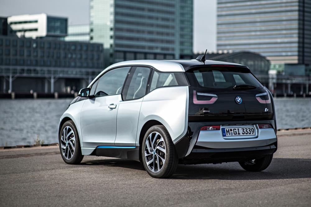 BMW i3 1 поколение I01 (2013-2018) Хетчбэк