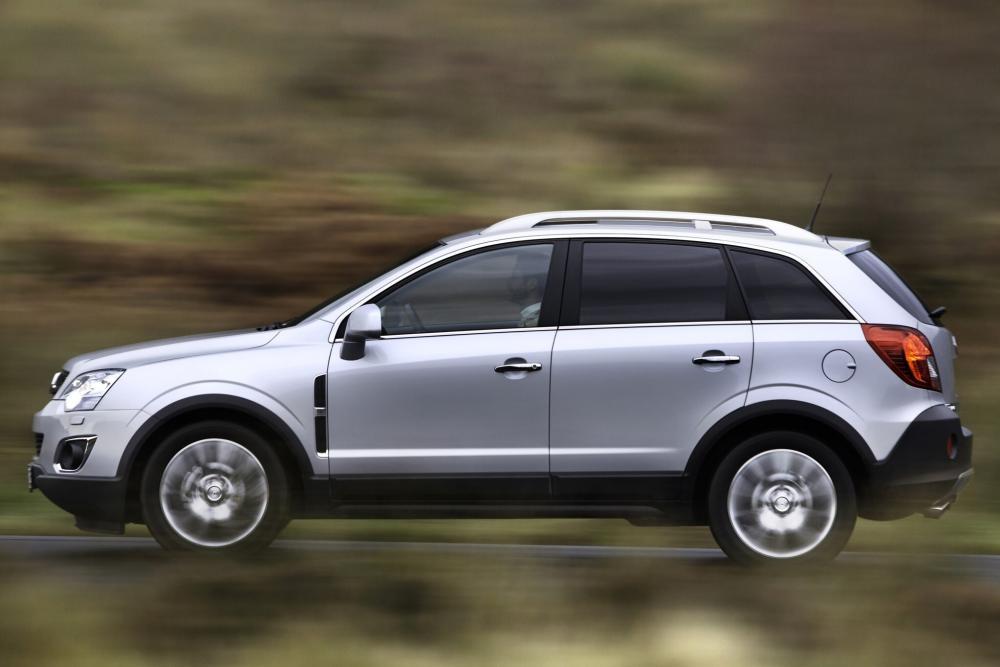 Opel Antara 1 поколение рестайлинг (2011-2015) Кроссовер