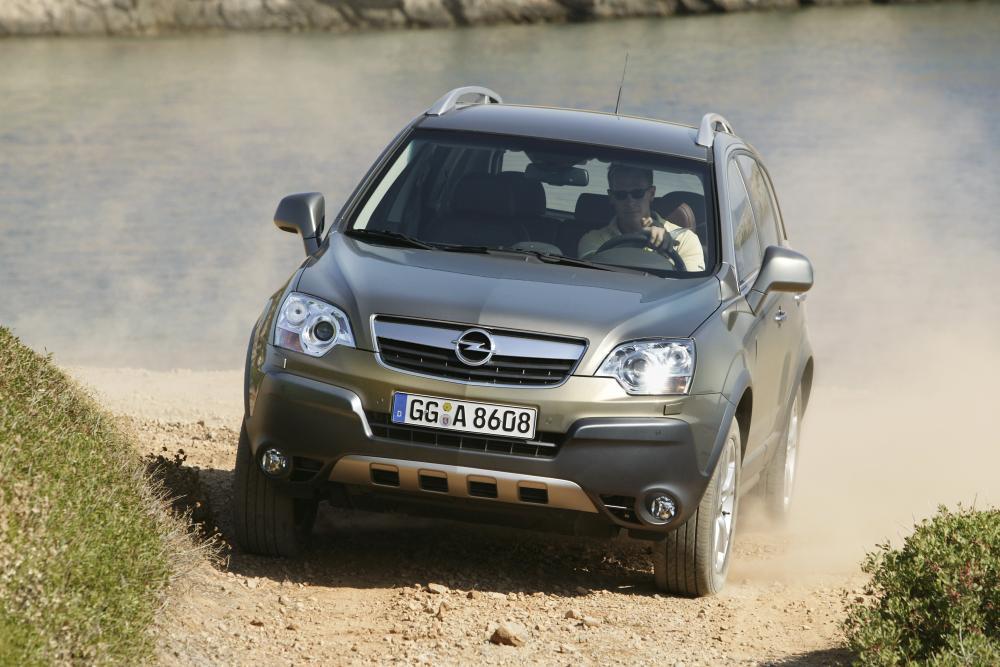 Opel Antara 1 поколение (2006-2011) Кроссовер