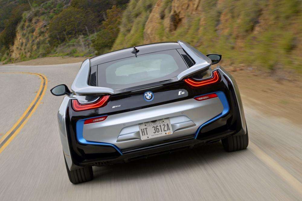 BMW i8 1 поколение I12 (2013-2017) Купе