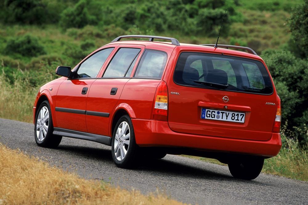 Opel Astra G (1998-2004) Универсал 5-дв.