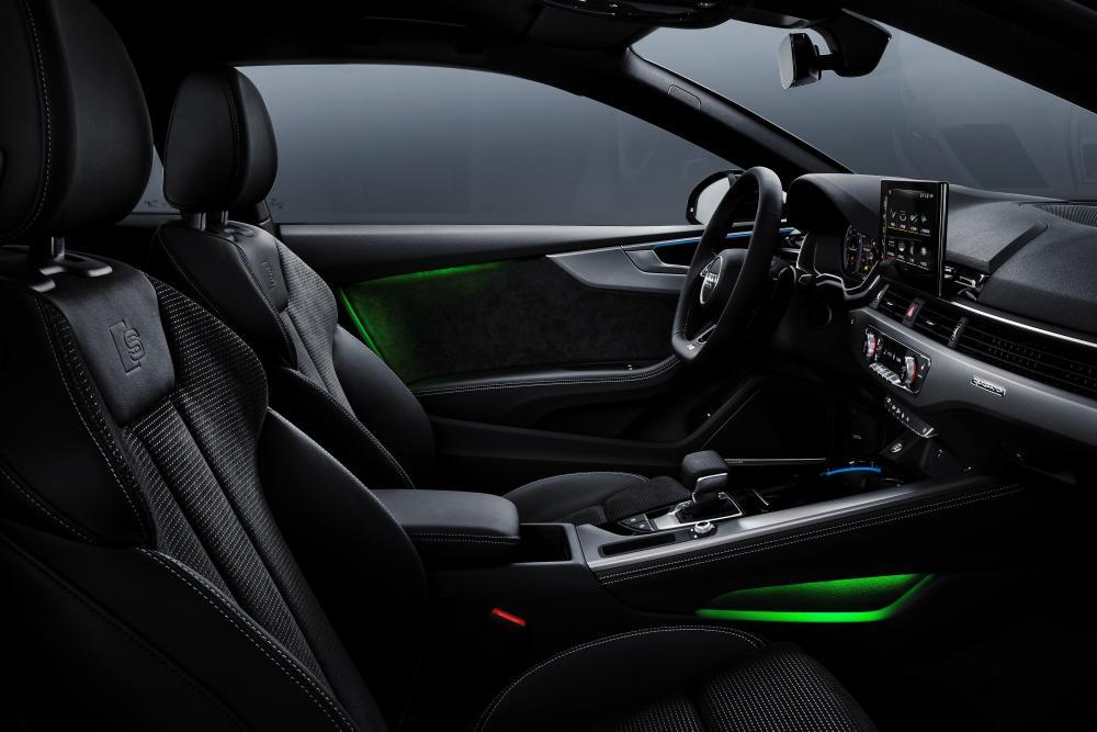 Audi A5 2 поколение [рестайлинг] (2019-2019) Купе интерьер