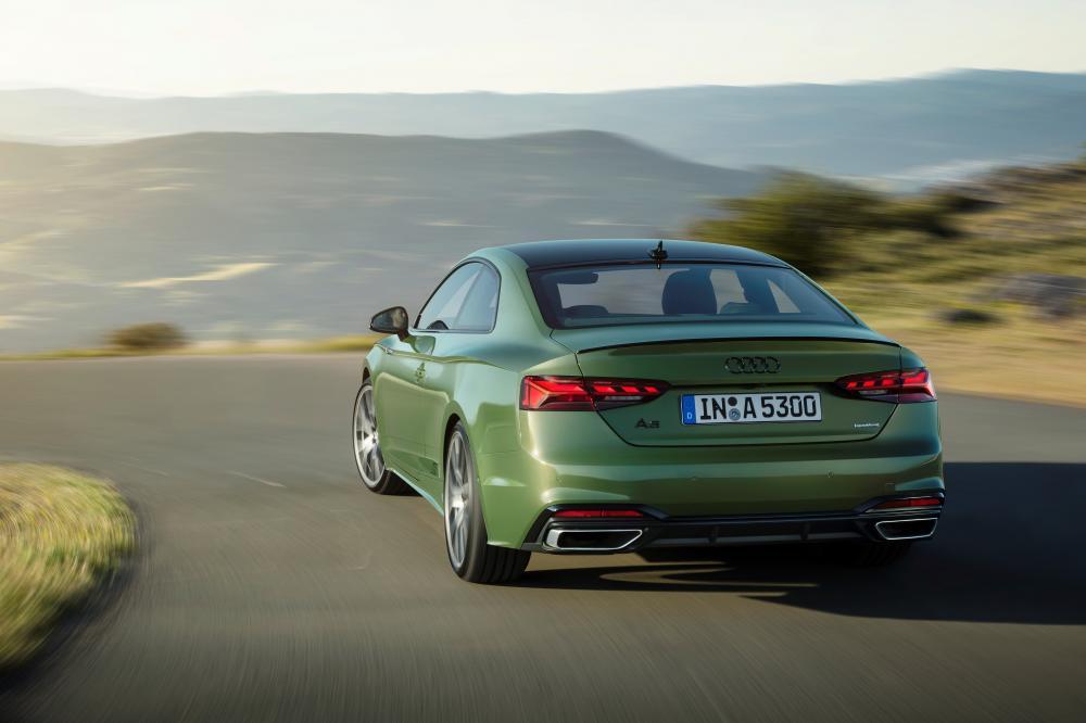 Audi A5 2 поколение [рестайлинг] (2019-2019) Купе