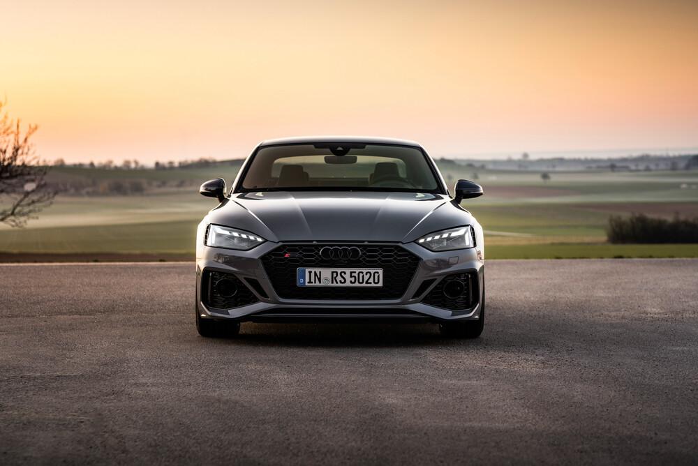 Audi RS 5 2 поколение F5 [рестайлинг] (2019) Купе
