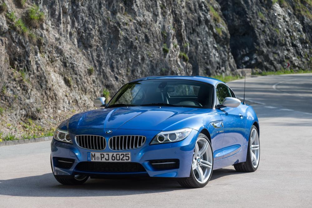 BMW Z4 2 поколение E89 [рестайлинг] (2012-2017) Родстер