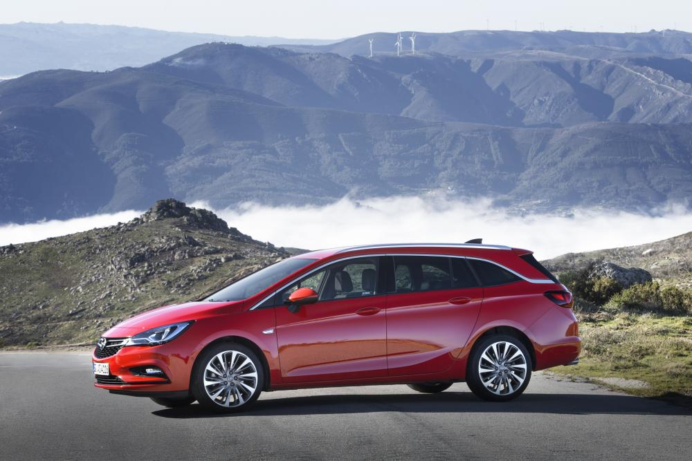 Opel Astra K (2015-2018) Универсал