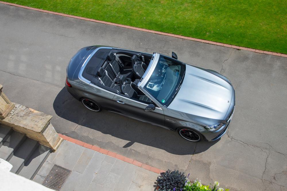 Mercedes-Benz C-klasse AMG A205 [рестайлинг] (2018-2021) Кабриолет