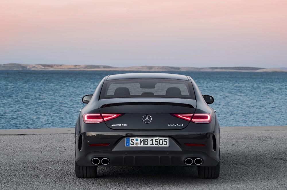 Mercedes-Benz CLS-klasse AMG C257 (2018-2020) Седан