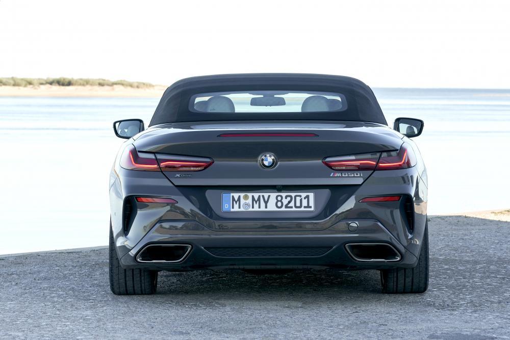 BMW 8 серия 2 поколение G14 (2018) Кабриолет