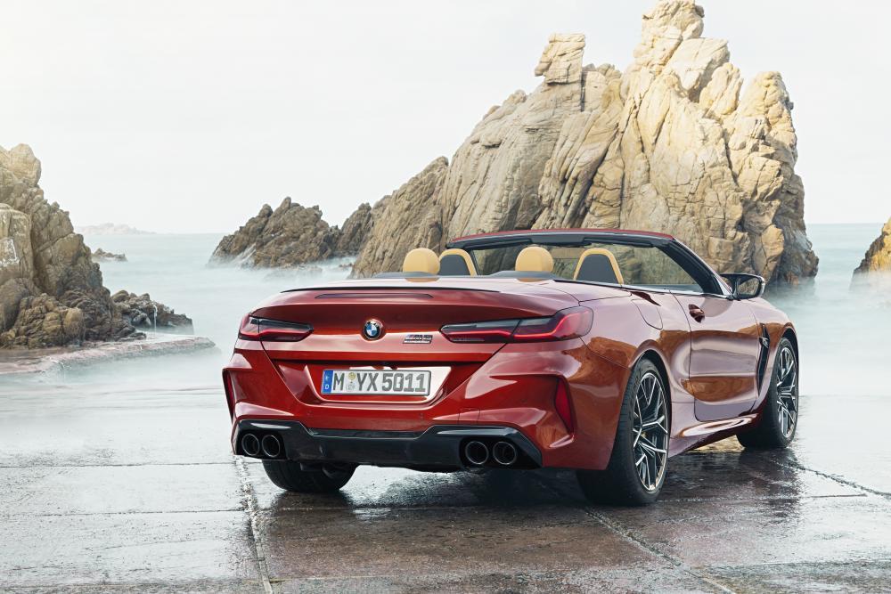 BMW M8 F91 (2019) Кабриолет