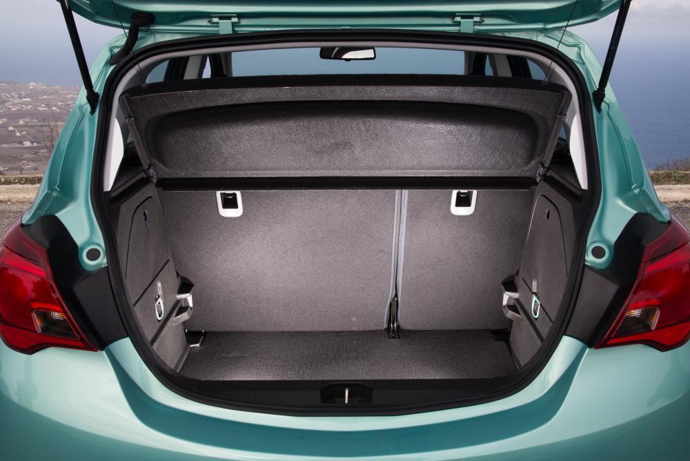 Opel Corsa 5 поколение E (2014-2019) Хетчбэк 5-дв. багажник