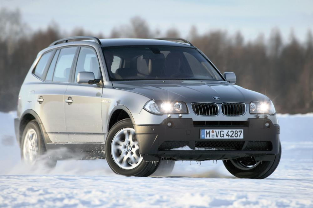 BMW X3 1 поколение E83 (2003-2006) Кроссовер