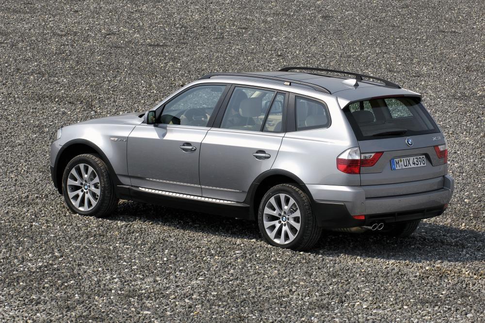 BMW X3 1 поколение E83 [рестайлинг] (2006-2010) Кроссовер