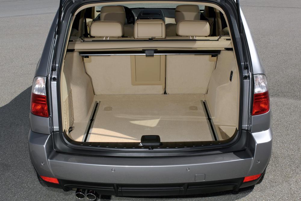 BMW X3 1 поколение E83 [рестайлинг] (2006-2010) Кроссовер багажник