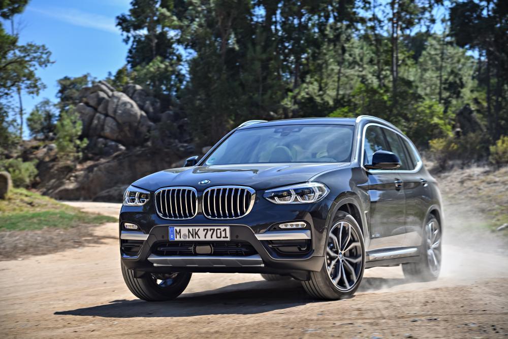 BMW X3 3 поколение G01 (2017) Кроссовер