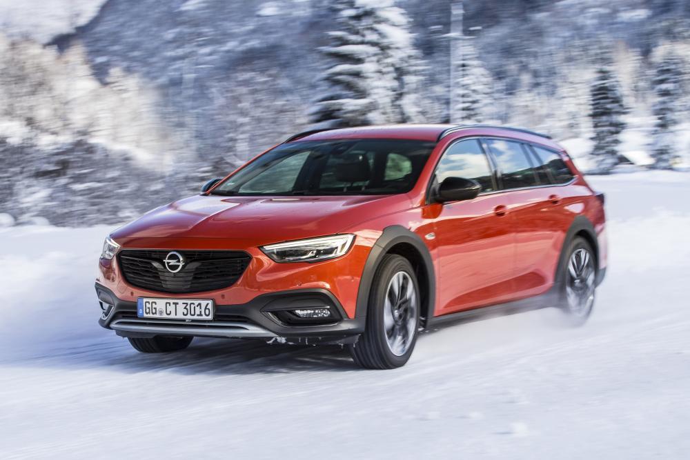 Opel Insignia B Country Tourer универсал 5-дв.