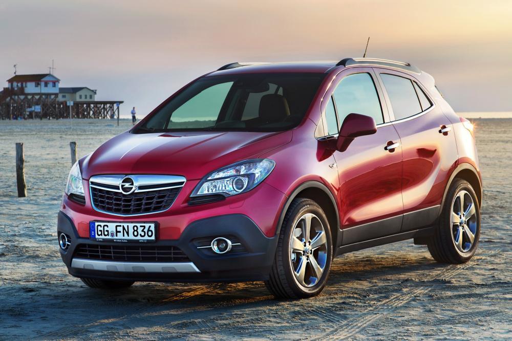 Opel Mokka 1 поколение Кроссовер