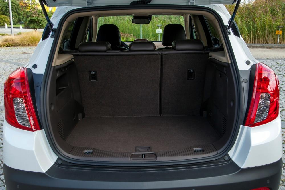 Opel Mokka 1 поколение Кроссовер багажник