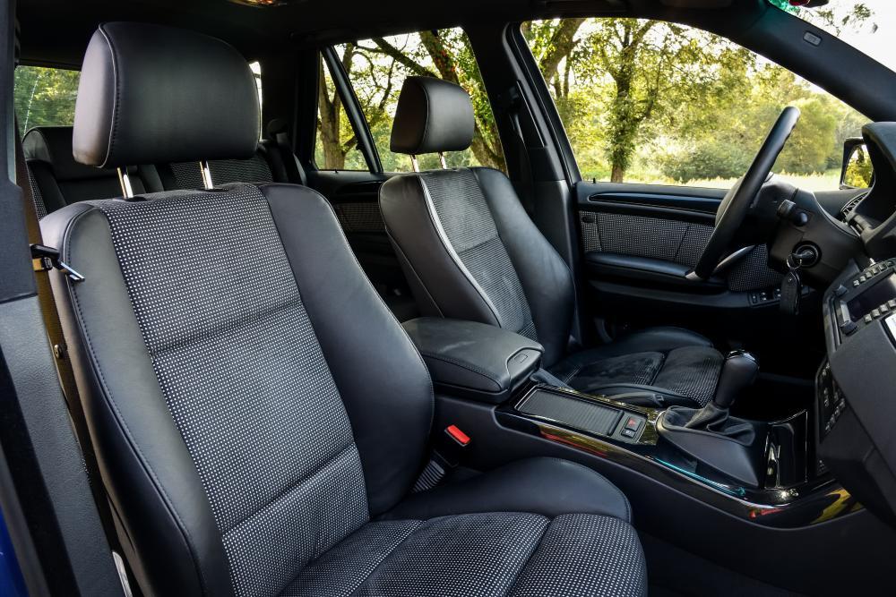 BMW X5 1 поколение E53 (1999-2003) Кроссовер интерьер