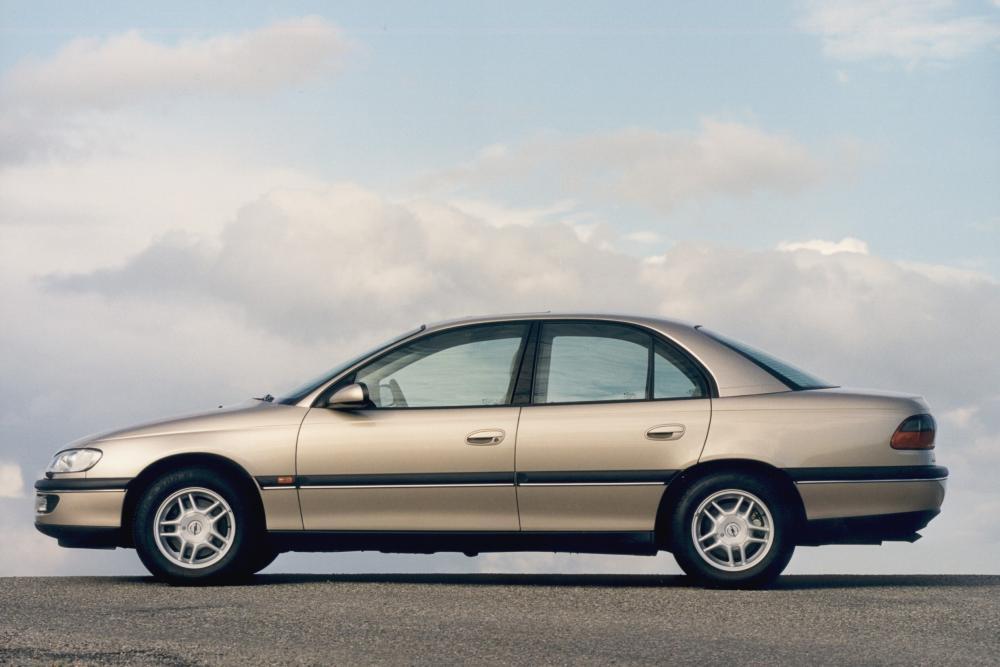 Opel Omega 2 поколение B (1994-1999) Седан