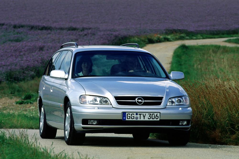 Opel Omega 2 поколение B [рестайлинг] (1999-2003) Универсал