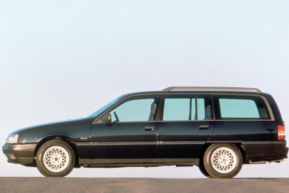 Opel Omega 1 поколение A (1986-1990) Универсал