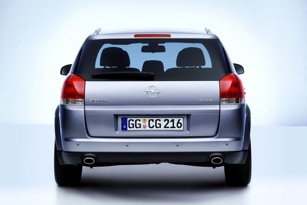 Opel Signum 1 поколение C (2003-2005) Хэтчбек