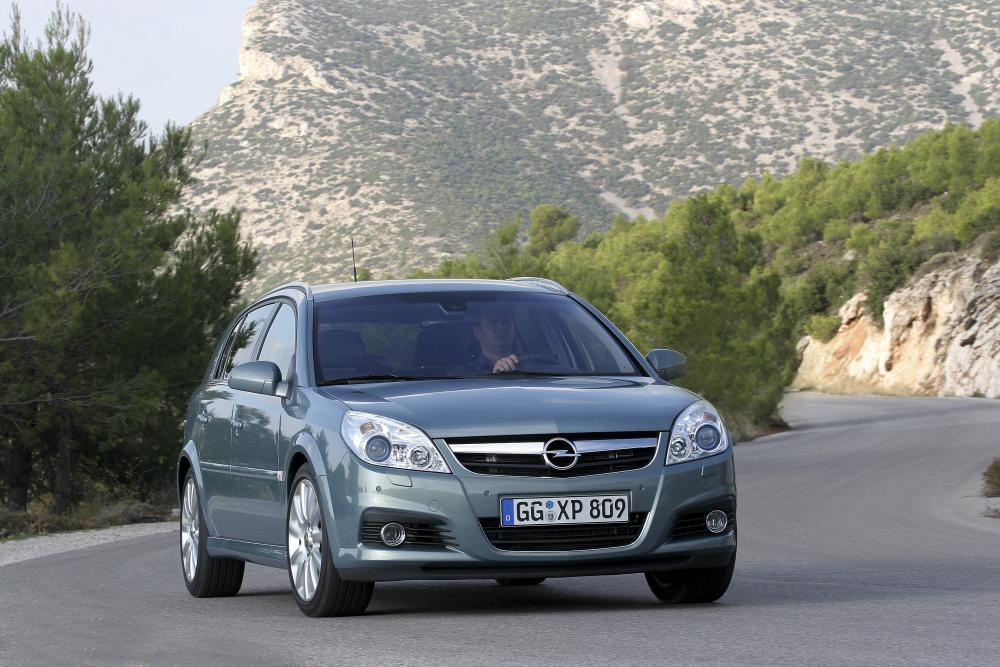 Opel Signum 1 поколение C [рестайлинг] (2005-2008) Хетчбэк