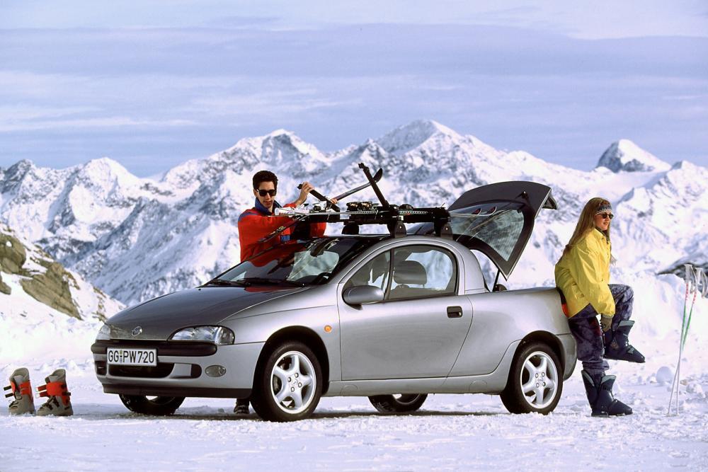 Opel Tigra 1 поколение (1994-2000) Купе