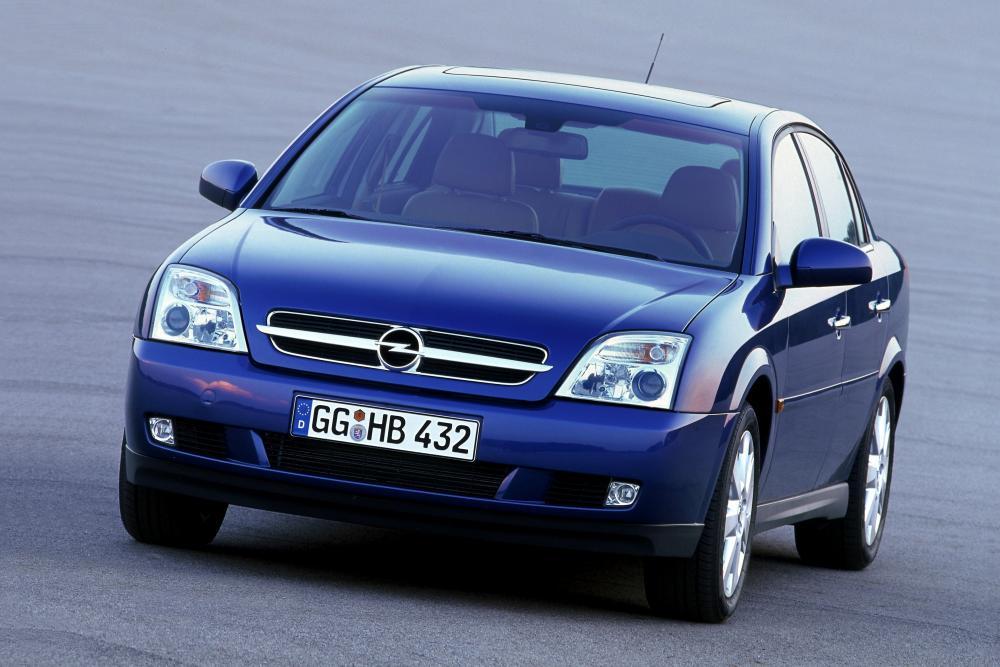 Opel Vectra C (2002-2005) Седан 4-дв.
