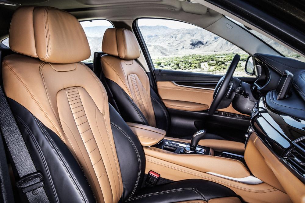BMW X6 F16 Sports Activity Coupe кроссовер