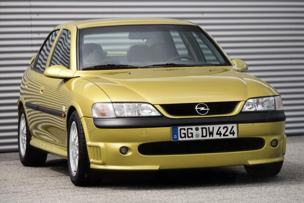 Opel Vectra 2 поколение B (1997-1999) I500 седан 4-дв.