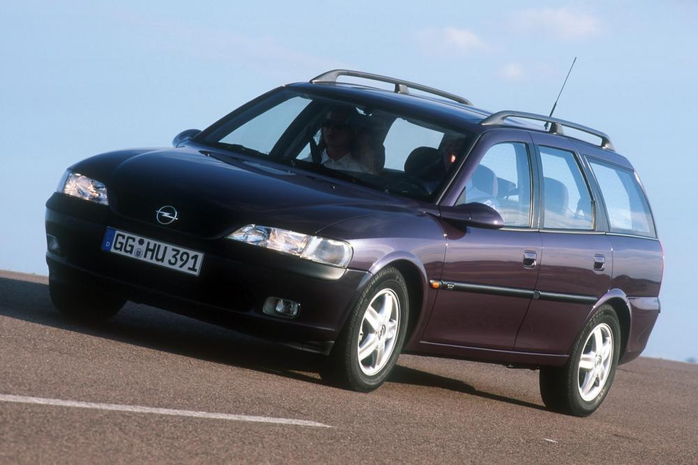 Opel Vectra 2 поколение B (1996-1999) Универсал 5-дв.