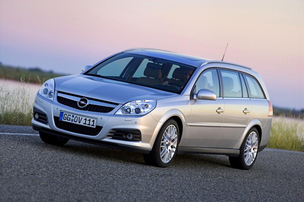 Opel Vectra C [рестайлинг] (2005-2008) Универсал 5-дв.