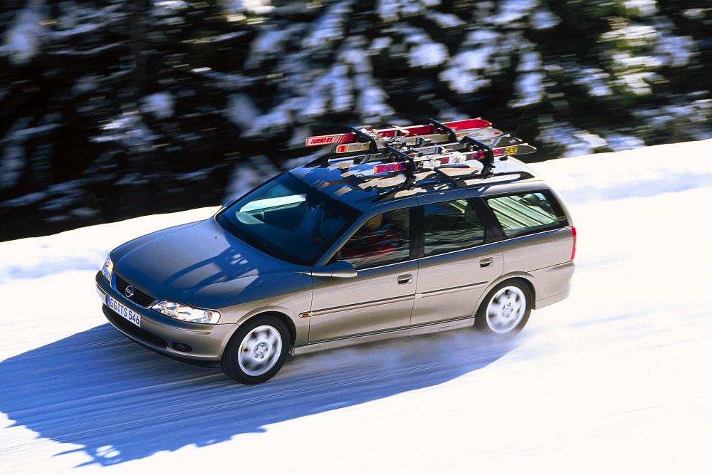 Opel Vectra 2 поколение B [рестайлинг] (1999-2002) Универсал 5-дв.