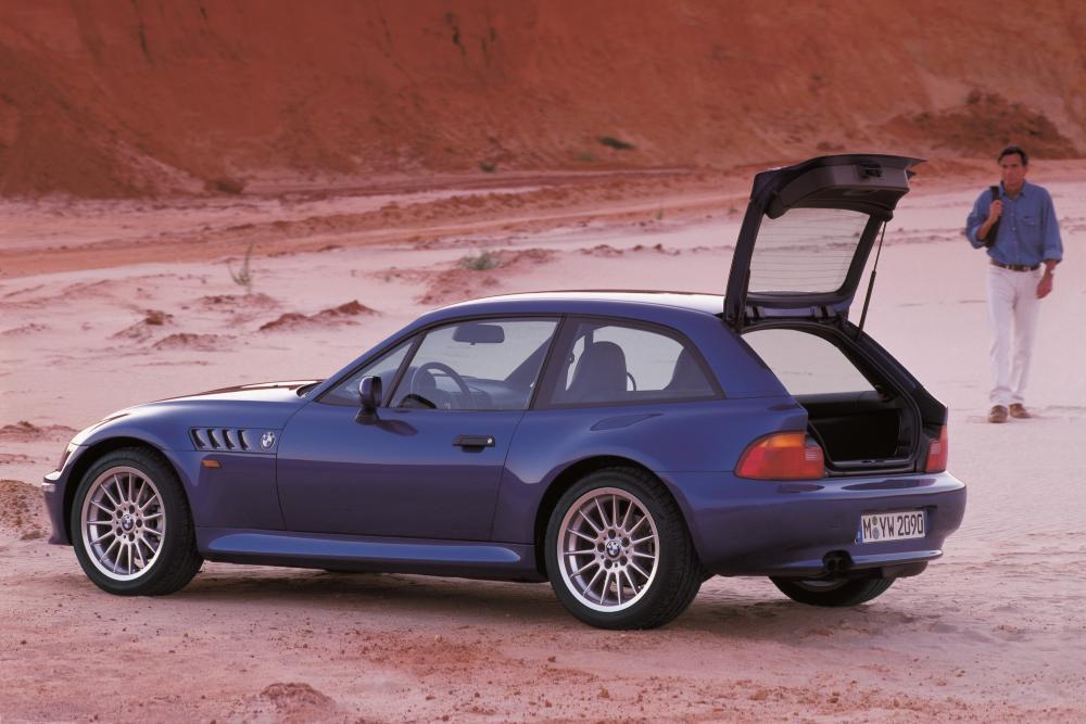 BMW Z3 1 поколение E36/8 [рестайлинг] (1998-2002) Купе
