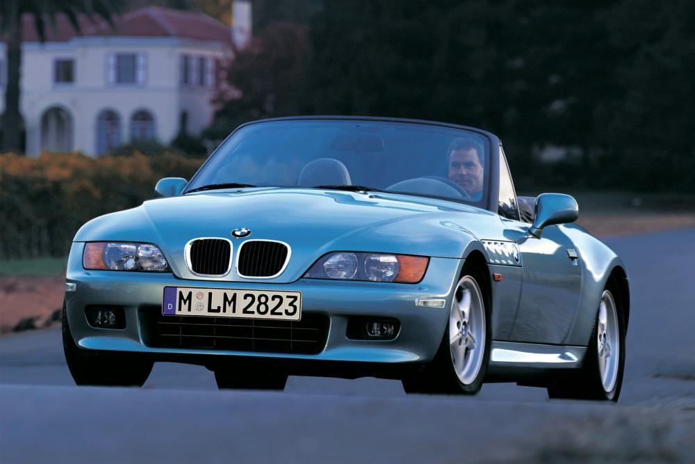 BMW Z3 1 поколение E36/7 [рестайлинг] (1998-2002) Родстер