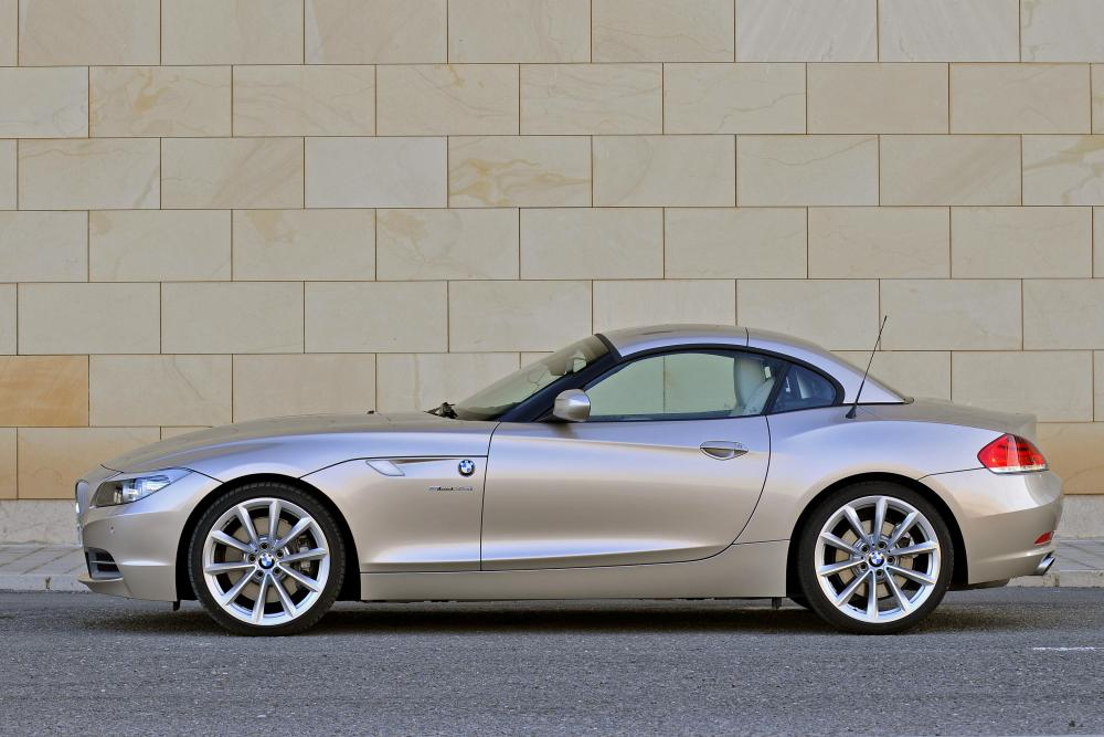 BMW Z4 2 поколение E89 (2009-2013) Родстер